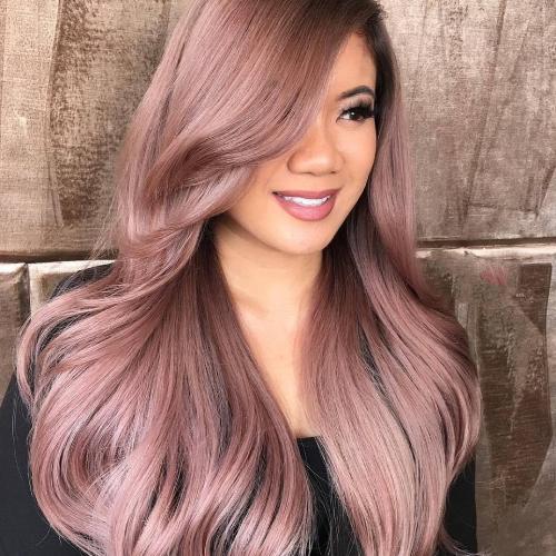 انواع روش رنگ کردن مو
